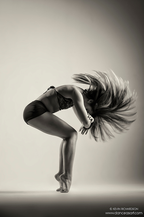 Dance As Art Studio Photography Series with dancer Sarah Botero