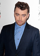 Feb 24, 2015 - Elle Style Awards 2015, Sky Garden @ The Walkie Talkie Building, London<br /> <br /> Pictured: Sam Smith<br /> ©Exclusivepix Media