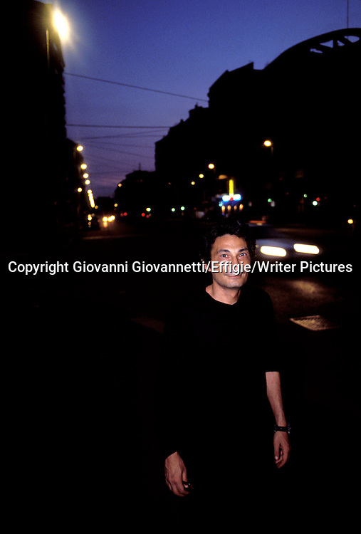 CEPOLLARO BIAGIO<br /> <br /> <br /> <br /> 13/05/2003<br /> Copyright Giovanni Giovannetti/Effigie/Writer Pictures<br /> NO ITALY, NO AGENCY SALES