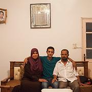 Madre di Sedik, 16 anni scomparso da 7 mesi in Siria.