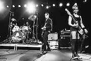 The Thermals at the Wonder Ballroom in Portland, OR, May 13, 2016.
