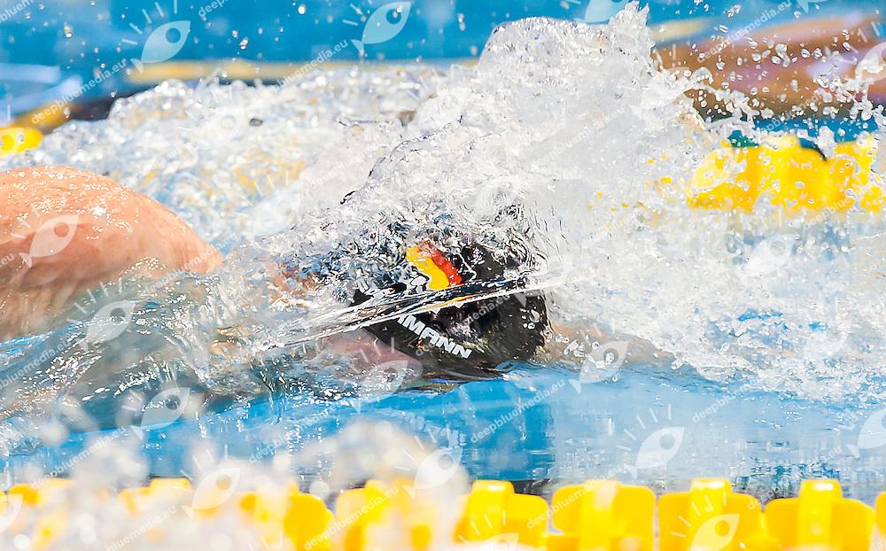 BIEDERMANN Paul GER<br /> Men's 200m freestyle heats<br /> Netanya, Israel, Wingate Institute<br /> LEN European Short Course Swimming Championships  Dec. 2 - 6, 2015 Day02 Dec. 3nd<br /> Nuoto Campionati Europei di nuoto in vasca corta<br /> Photo Giorgio Perottino/Deepbluemedia/Insidefoto