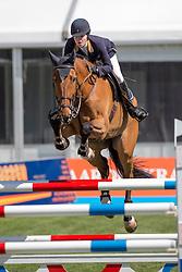 Van De Oetelaar Micky, (NED), Dorus<br /> Nederlands kampioenschap springen - Mierlo 2016<br /> © Hippo Foto - Dirk Caremans<br /> 21/04/16