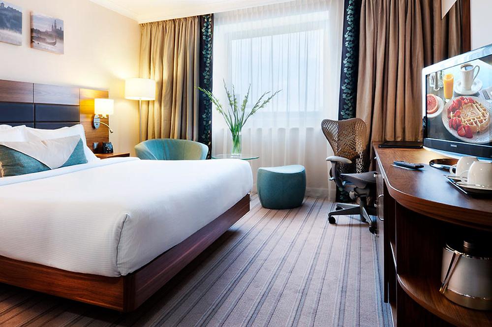 hotel Hilton Garden Inn w Krakowie