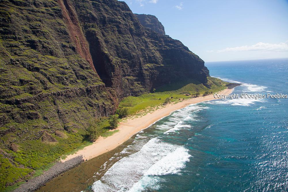 Milolii Beach, Napali Coast, Kauai