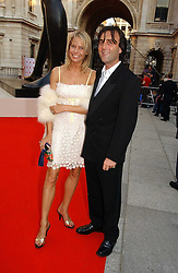 The HON.PHILIP & WENDY KNATCHBULL  at the Royal Academy of Art's SUmmer Party following the official opening of the Summer Exhibition held at the Royal Academy of Art, Burlington House, Piccadilly, London W1 on 7th June 2006.<br /><br />NON EXCLUSIVE - WORLD RIGHTS