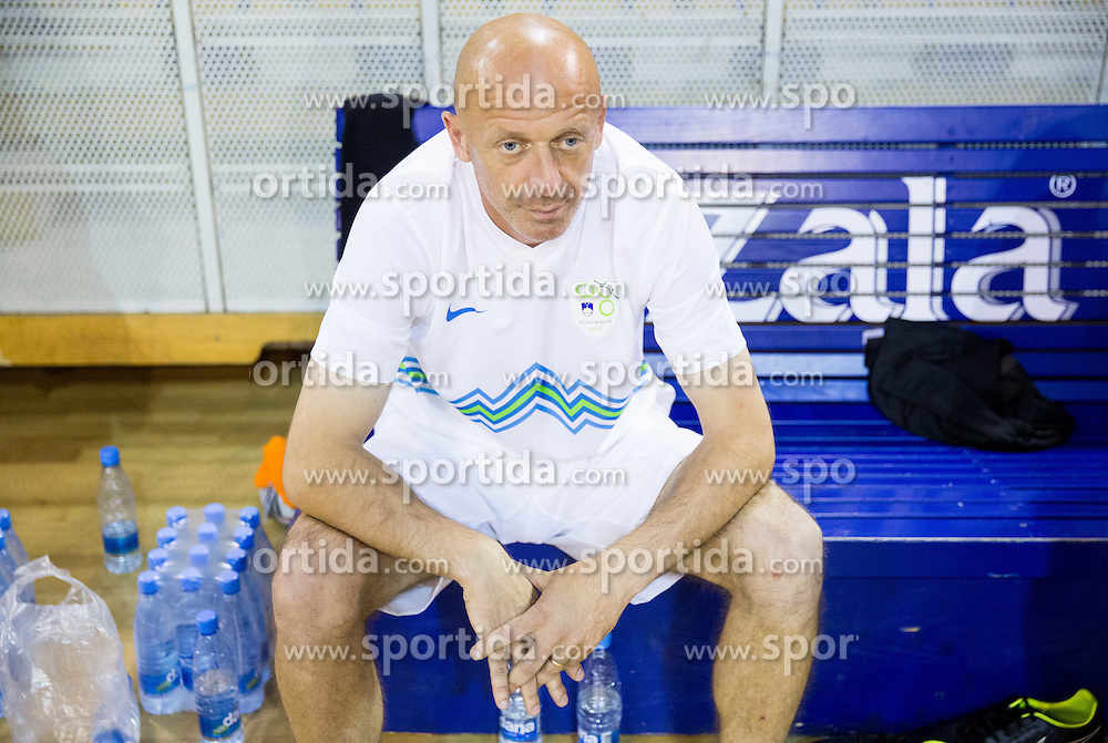 Mladen Rudonja during football and basketball charity event All Legends by Olimpiki, on June 9, 2015 in Hala Tivoli, Ljubljana, Slovenia. Photo by Vid Ponikvar / Sportida