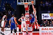 Simone Zanotti<br /> VL Pesaro - Happy Casa Brindisi<br /> Lega Basket Serie A 2018/2019<br /> Pesaro 26/01/2019<br /> M.Ciaramicoli   Ciamillo Castoria