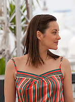 Actress Marion Cotillard at the Macbeth film photo call at the 68th Cannes Film Festival Saturday 23rd May 2015, Cannes, France.