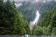 Krimml Waterfalls, the High Tauern National Park, Salzburgerland, Austria .Contents