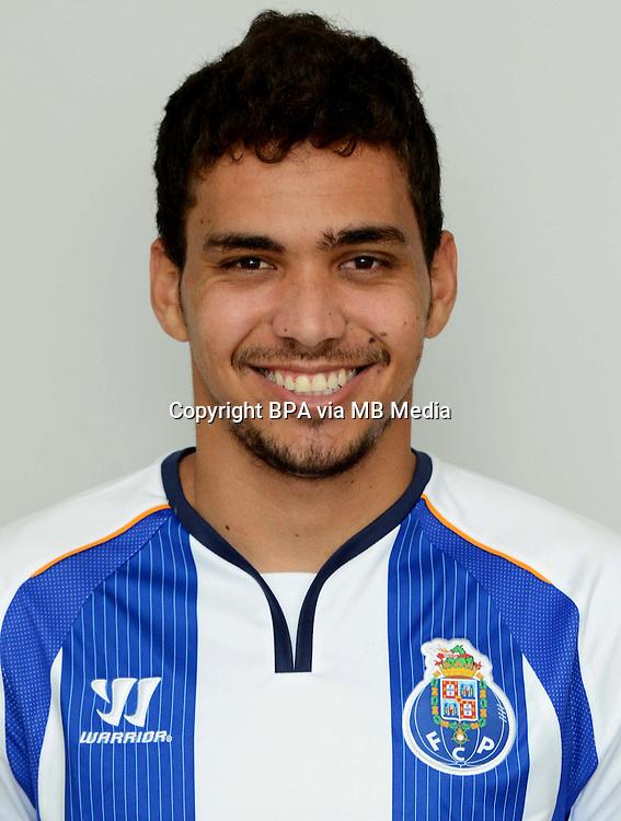 Portugal - Primera Liga Zon-Sagres 2014-2015 / <br /> Carlos Eduardo de Oliveira Alves  &quot; Carlos Eduardo &quot;  - <br /> ( FC Porto )