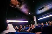 Berlin, Hochschule fur film und fernsehen Konrad Wolf, The Film & Television Academy (HFF) ?Konrad Wolf?, , una lezione di script writing.....Berlin, Hochschule fur film und fernsehen Konrad Wolf, The Film & Television Academy (HFF) ?Konrad Wolf , script writing lesson.