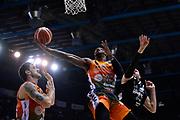 Marco Spissu of Banco di Sardegna Sassari   <br /> Banco di Sardegna Sassari - Happy Casa Brindisi<br /> Postemobile Final Eight 2019 Zurich Connect<br /> Basket Serie A LBA 2018/2019<br /> FIRENZE, ITALY - 16 February 2019<br /> Foto Mattia Ozbot / Ciamillo-Castoria