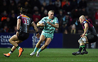 Rugby Union - 2019 / 2020 Gallagher Premiership - Harlequins vs. Gloucester<br /> <br /> Gloucester's Chris Harris in action, at The Stoop.<br /> <br /> COLORSPORT/ASHLEY WESTERN