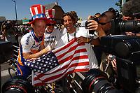 CYCLING - TOUR DE FRANCE 2004 - STAGE 11 - SAINT FLOUR > FIGEAC - 15/07/2004 - PHOTO: FRANCK FAUGERE / DIGITALSPORT                                 <br /> LEVI LEIPHEIMER (USA) / RABOBANK