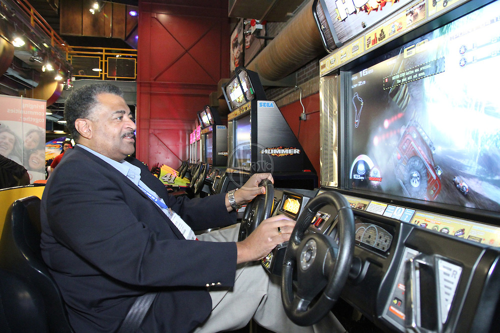 Veolia Transportation: Cotton Club at Gameworks, Oct. 2012.