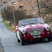 Car 12 David Westaway / Hilary Westaway Austin-Healey 100M