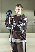 Chicago Sports Photography - Mount Carmel High School Hockey by Chicago Sports Photographer Chris W. Pestel. Chicago, IL