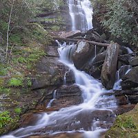 Reece Place Falls, near Rosman, NC