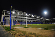 SportsDirect.com Park, Oldham prior to the Sky Bet League 1 match between Oldham Athletic and Blackpool at SportsDirect.Com Park, Oldham, England on 15 March 2016. Photo by Mike Sheridan.