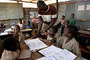 Natitingou December 2006 - School in Africa , A school for children in Natitingou, Benin
