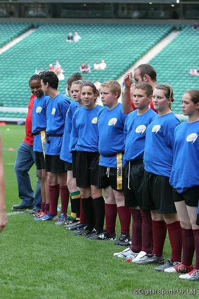 England v France. Investec Challenge 2007