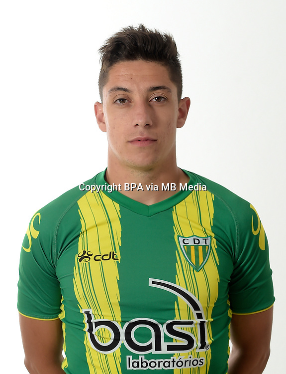 Portugal - Primera Liga NOS 2015-2016 /  <br /> ( CD Tondela ) - <br /> Eduardo Jose Borges Machado &quot; Edu Machado &quot;