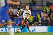 Valencia defender Gabriel Paulista (5) during the Champions League match between Chelsea and Valencia CF at Stamford Bridge, London, England on 17 September 2019.