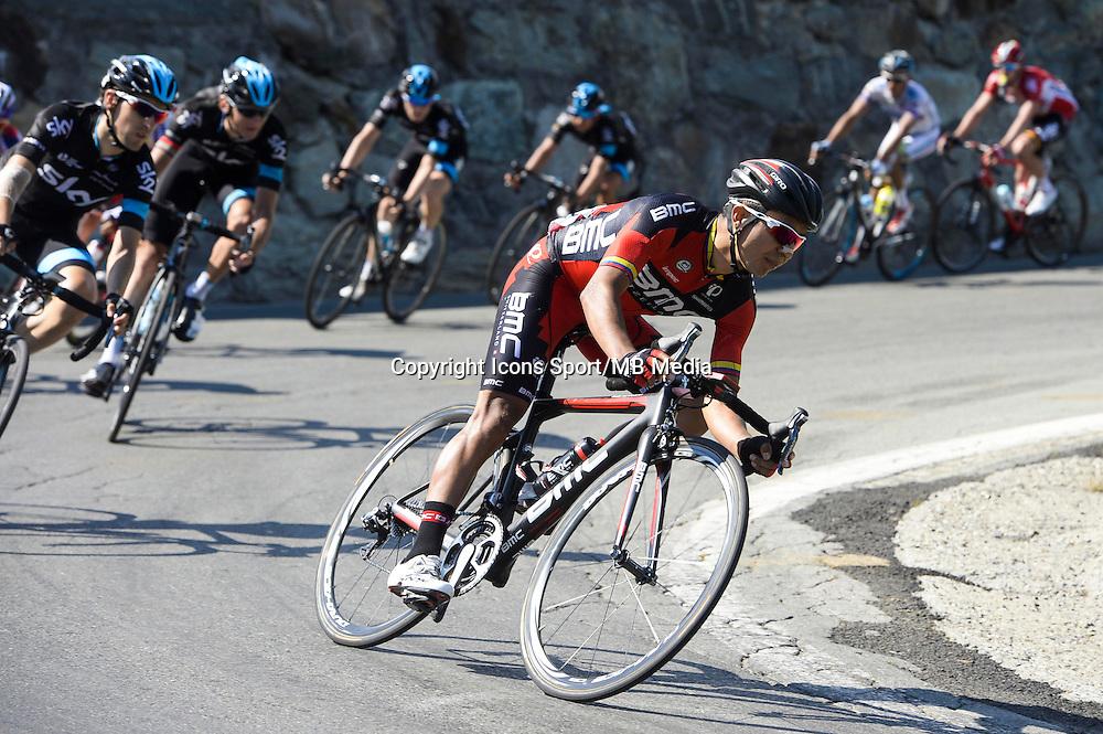 John Darwin Atapuma Hurtado - Bmc - 29.05.2015 - Tour d'Italie - Etape 19 :  Gravellona Toce / Cervinia<br />Photo : Sirotti / Icon Sport