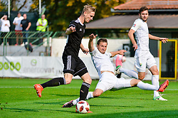 Zan Karnicnik of NS Mura during football match between NS Mura and NK Rudar Velenje in 13th Round of Prva liga Telekom Slovenije 2018/19, on October 20, 2018 in Mestni stadion Fazanerija, Murska Sobota , Slovenia. Photo by Mario Horvat / Sportida