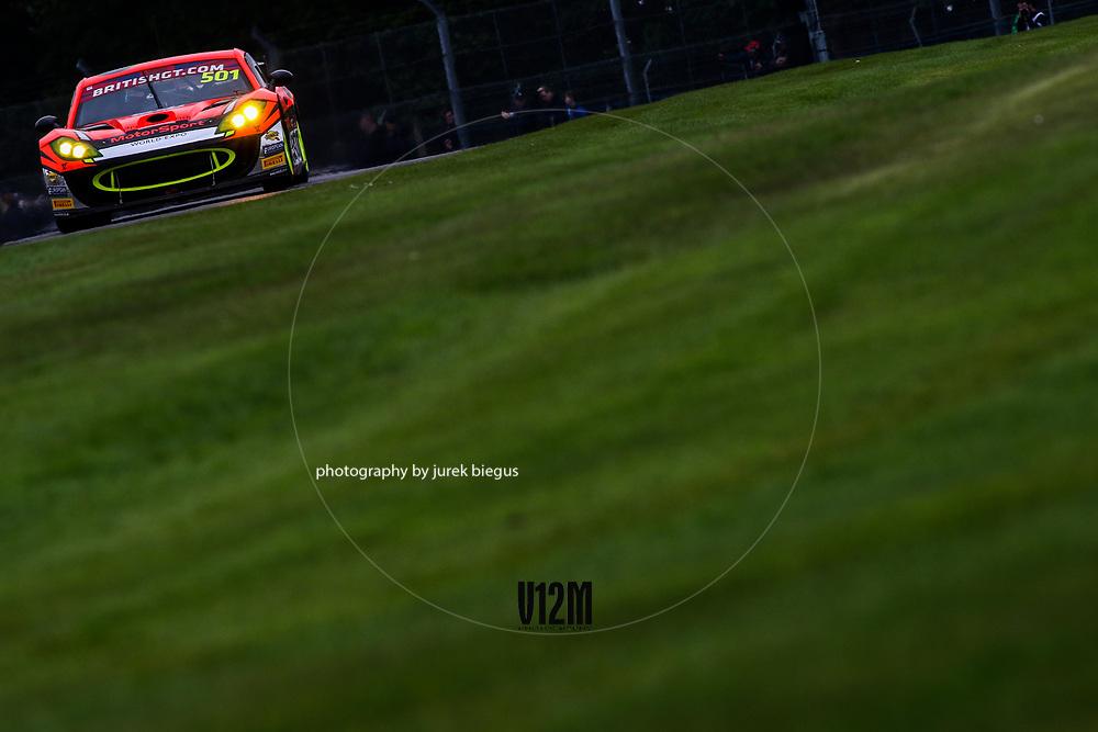 PMW Expo Racing / Optimum Motorsport | Ginetta G55 GT4 | Graham Johmson | British GT Championship | Oulton Park | 17 April 2017 | Photo: Jurek Biegus