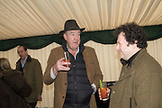 JEREMY CLARKSON; SIMON JAMESON, The Heythrop Hunt Point to Point. Cocklebarrow. 24 January 2016