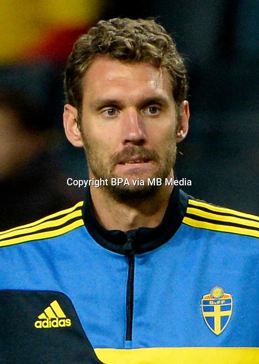 Uefa Euro FRANCE 2016 - <br /> Sweden National Team - <br /> Andreas Isaksson