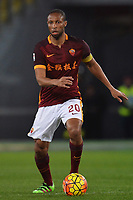 Seydou Keita Roma <br /> Roma 07-02-2016 Stadio Olimpico, Football Calcio 2015/2016 Serie A. AS Roma - Sampdoria . Foto Andrea Staccioli / Insidefoto