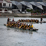 Dragonboat Adults Racing: 10 March 2018