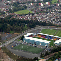 McDiarmid Park Aerial Photographs
