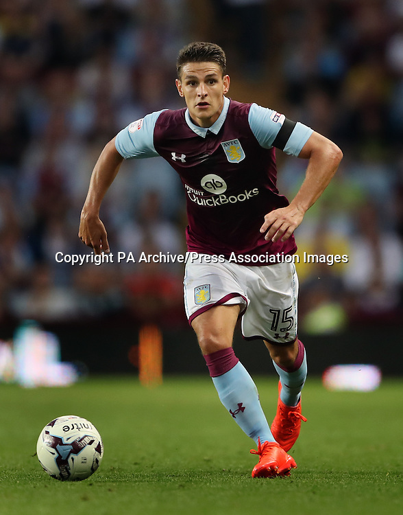 Ashley Westwood, Aston Villa