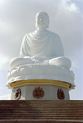 Jul. 26, 2012 - Buddha statue at thich ca phat dai vietnam (Credit Image: © Image Source/ZUMAPRESS.com)