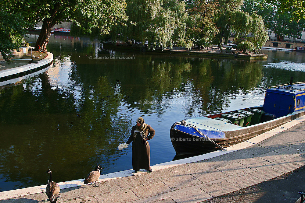England, London:  Little Venice England, London:
