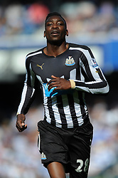 Newcastle United's Sammy Ameobi - Photo mandatory by-line: Dougie Allward/JMP - Mobile: 07966 386802 - 16/05/2015 - SPORT - football - London - Loftus Road - QPR v Newcastle United - Barclays Premier League