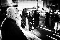 Noicattaro. Sabato Santo. Processione dei misteri;