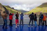 Croisiere aux iles Feroe // Cruise at Faroe Islands