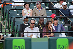 March 23, 2018 - Key Biscayne, Florida, United States Of America - KEY BISCAYNE, FL - MARCH 23: Richard Williams on day 5 of the Miami Open at Crandon Park Tennis Center on March 23, 2018 in Key Biscayne, Florida. ...People:  Richard Williams. (Credit Image: © SMG via ZUMA Wire)