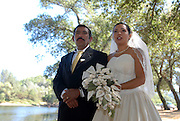 .In a celebration of the joining of two families and two cultures, Shomari Smith and Viviana Rodriguez get married on a private estate in Calisoga, California on September 2, 2006. ..Hasain Rasheed Photography.Traklordz.Hasain Rasheed Photography 2007