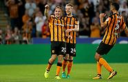 Hull City v Bolton Wanderers, 25 August 2017