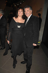 MR & MRS DAVID DEIN he is vice chairman of Arsenal FC at Fast Forward - a fund-raising party for the National Theatre held at The Roundhouse, London NW1 on 1st March 2007.<br />