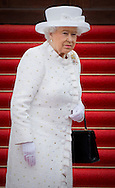 Berlin, 24-06-2015 <br /> <br /> SateVisit of Queen Elizabeth to Germany<br /> <br /> <br /> <br /> <br /> Royalportraits Europe/Bernard Ruebsamen