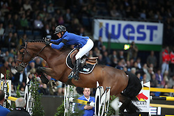 Leprevost Penelope, (FRA), Vagabond de la Pomme<br /> Grand Prix of Stuttgart <br /> Longines FEI World Cup<br /> Stuttgart - German Masters 2015<br /> © Hippo Foto - Stefan Lafrentz