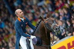 Minderhoud Hans Peter, (NED), Glock's Johnson TN<br /> FEI European Championships - Aachen 2015<br /> © Hippo Foto - Leanjo de Koster<br /> 16/08/15