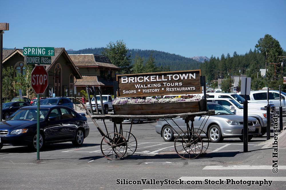 Truckee California